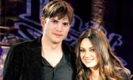 Ashton Kutcher si Mila Kunis au devenit parinti pentru a doua oara! Care este numele bebelusului