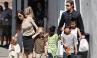 Brad Pitt, un tata periculos? Vezi la ce teste a fost supus starul hollywoodian