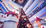 Shopping MallDova a dat startul sarbatorilor de iarna!