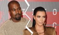 Kim Kardashian si Kanye West divorteaza? Problemele in paradis devin din ce in ce mai grave - FOTO