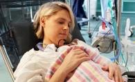 Fenomen rar in lumea medicala: 2 gemene s-au nascut la o luna diferenta! - FOTO