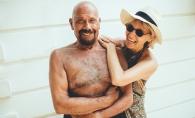 Barbatul care la 95 de ani arata de nici 50! Este incredibil cum ii reuseste - FOTO