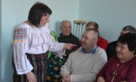 Surprize de sarbatori de la Shopping MallDova pentru 30 de batrani din Rezina
