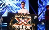 Carla's Dreams a ajutat-o sa castige 100.000 de euro. Cine este moldoveanca care a facut furori la X Factor - FOTO