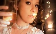 Xenia Sobchak, cu un decolteu pufos! Si-a facut un selfie cu sanii mari la inaintare - FOTO