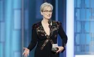 Meryl Streep, atac la adresa lui Donald Trump in discursul de la Golden Globes! Iata ce a avut de spus - VIDEO