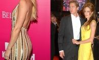 Brad Pitt a avut o amanta? Este una dintre cele mai sexy actrite de la Hollywood - FOTO