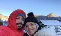 Sotia lui Marius Moga, impreuna cu o prietena. Uite cat de bine arata Bianca Lapuste - FOTO