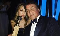 Sedinta foto fierbinte in lenjerie intima. Fiica lui Sylvester Stallone i-a cucerit pe barbati - VIDEO