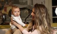 Adela Popescu si-a aniversat copilul in lipsa lui Radu Valcan. Vezi ce s-a intamplat - FOTO