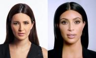 A fost declarata Kim Kardashian din Romania! Uite cum arata aceasta  prezentatoare din spate - FOTO