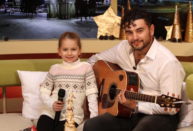 A facut furori la televiziunile din Israel. Amelia Uzun a adunat in doar cateva zile peste un milion  de fani - VIDEO