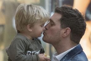 S-a intamplat la trei luni dupa ce baietelul lui a fost diagnosticat cu cancer. Michael Buble a aflat vestea