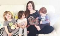 Aveau 3 baieti tripleti si isi doreau foarte mult o fatita. Femeia a ramas gravida, dar cand a ajuns la ecograf... SURPRIZA!