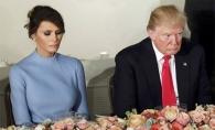 Melania Trump ii ingrijoreaza pe toti! Este trista si absenta... Uite cat de deprimata pare in ultimele imagini FOTO