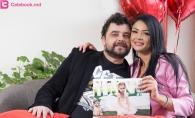 De Ziua Indragostitilor i-a facut sotului o fotocarte cu amintiri! Tatiana si Anatol Melnic au acum o bijuterie de familie care nu se va demoda niciodata