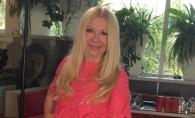 Ludmila Balan are un corp de invidiat! Tinuta mulata cu care si-a pus in evidenta formele - FOTO