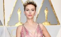 Senzationala pe covorul rosu, Scarlett Johansson a aratat mai mult decat si-a dorit - FOTO