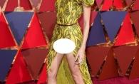 Gafa de proportii sau a facut-o intentionat? O actrita si-a aratat partile intime pe covorul rosu - FOTO