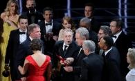 """Gafa uriasa la Premiile Oscar 2017: """"La La Land"""", anuntat in mod gresit cel mai bun film in loc de """"Moonlight"""" - VIDEO"""