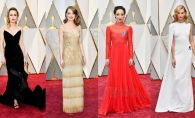 Tinutele de la Oscar 2017: Cele mai frumoase si laudate rochii ale vedetelor - FOTO