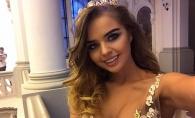 Anastasia Fotachi se marita? Vezi cum a fost surprinsa Miss Bikini 2015 - FOTO
