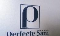 Aniversarea site-ului Perfecte.md! Astazi dam o petrecere de 5 stele si sarbatorim cei 5 ani, plini cu de toate