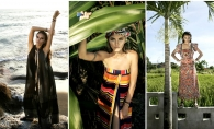 Sedinta foto exotica in Bali. Stilista Olia Stepanenco a organizat un photo shooting, intr-o locatie de vis - FOTO