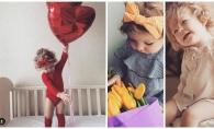 Are doar 19 luni, dar deja este o fashionista inraita! Cunoaste-o pe cea mai stilata micuta din Moldova - FOTO