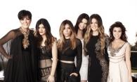 Familia Kardashian isi mareste securitatea. Au fost din nou victima unui jaf in valoare de 200.000$