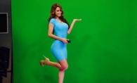 Este cea mai sexy prezentatoare meteo din lume. Tanara de 26 de ani face ravagii in mediul virtual - FOTO