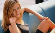 Jennifer Aniston, intr-o rochie mini neagra! A innebunit chiar si prezentatorul - FOTO