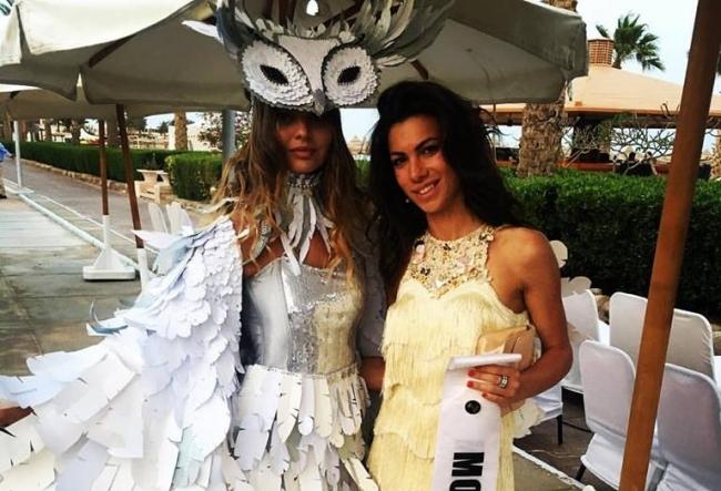 Moldovenii cuceresc lumea. Toate participantele de la Miss Eco International vor straluci in tinute O'Blanc - VIDEO