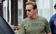 Nu toti copiii i-au urmat exemplul. Cum arata baiatul obez al lui Arnold Schwarzenegger - FOTO