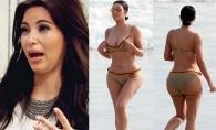Medicul lui Kim Kardashian face dezvaluiri despre posteriorul deformat si plin de celulita. Iata adevarul socant - FOTO