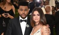 Selena Gomez si The Weeknd, mai indragostiti ca oricand. Vedetele s-au sarutat pasional pe covorul rosu - FOTO