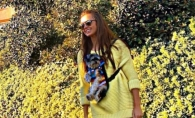 Xenia Deli, intr-o rochie extrem de scurta. Uite cat de bine arata si ce picioare lungi are - FOTO