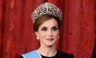 Si Reginele gresesc! Letizia a dezamagit la cea mai neinspirata aparitie din acest an - FOTO