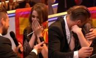 Premiera in istoria Eurovision! Cerere in casatorie SURPRIZA - VIDEO