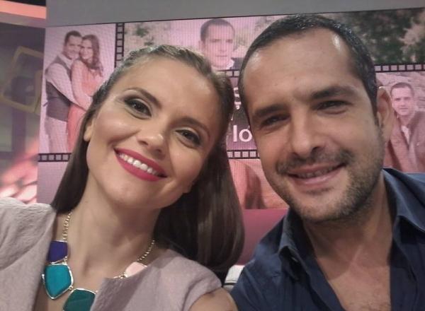Madalin Ionescu, topit dupa fetita lui nou nascuta! Imaginea de mii de like-uri cu prezentatorul TV - FOTO