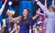 Moment penibil la Eurovision 2017. Si-a aratat fundul in fata miilor de oameni - VIDEO