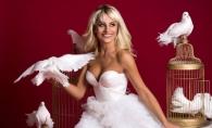Natalia Gordienko, intr-o rochie spectaculoasa! Arata ca o zana din povesti - FOTO
