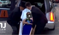 Scene incredibile! Vezi tanara care a fost adusa la balul de absolvire intr-un sicriu - VIDEO