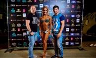 La 18 ani, este campioana Moldovei la bodybuilding si are un corp de milioane! Afla mai multe despre Djulietta Djein - VIDEO