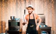 Chef Foa a pregatit o reteta din Peru la petrecerea Gustland! Iscusitul bucatar a invitat cateva persoane din public, ca sa gateasca impreuna cu el - VIDEO