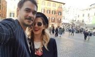 Lidia Buble si Razvan Simion s-au logodit? Iata cum a pozat interpreta cu inelul pe deget - FOTO