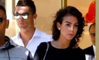 Iubita lui Cristiano Ronaldo, intr-o pereche de sorti minusculi. E clar ca l-a cucerit din prima - FOTO