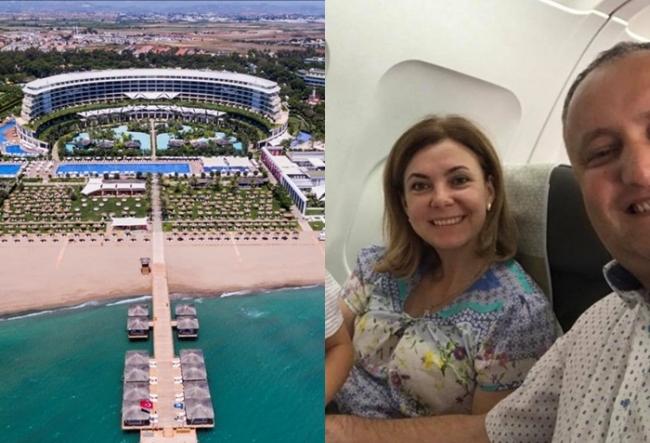 Igor Dodon are o vacanta de lux in Turcia impreuna cu familia. Presa scrie ca acesta se odihneste in cele mai scumpe hoteluri - VIDEO
