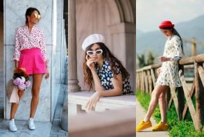 Colorate, sexy si elegante! Fashion bloggeritele de la noi iti recomanda tinute superbe pentru aceasta vara - FOTO