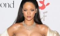 Scene fierbinti cu Rihanna! Vedeta a fost surprinsa in ipostaze incendiare cu un spaniol - FOTO